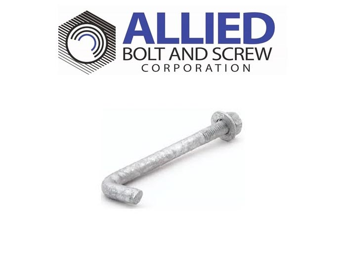 We stock over 5,000 in over 50 sizes of Hot Galvanized Anchor Bolts (A36).