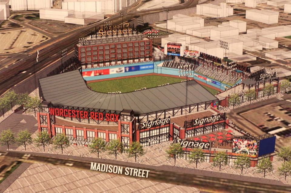 Massachusetts Construction News: How a Minor League Team's Move Could Birth a Central Massachusetts Development Boom
