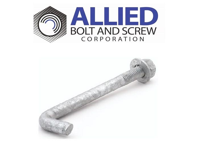 Product Spotlight: HOT GALVANIZED ANCHOR BOLTS