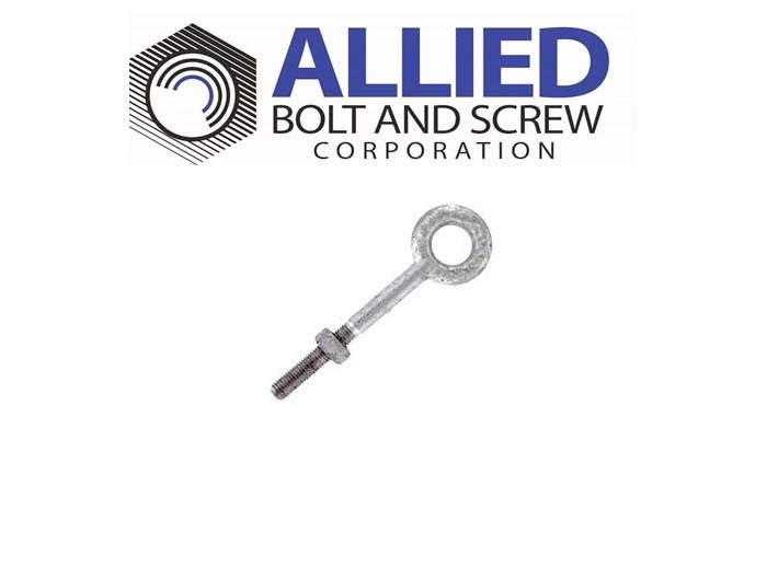Product Spotlight: FORGED EYE BOLTS HOT GALVANIZED
