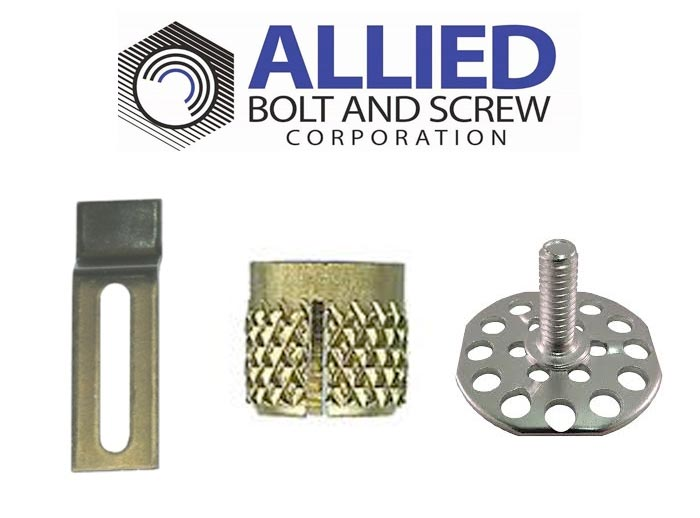 Product Spotlight: Sink Clips - Allied Bolt & Screw carries the largest inventory of sink clips and hardware