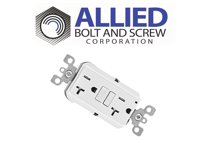 Product Spotlight ELECTRICAL OUTLETS from Allied Bolt & Screw