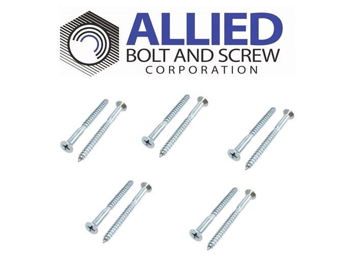 Product Spotlight WOOD SCREWS from Allied Bolt & Screw