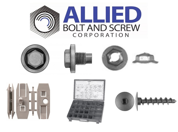 Product Spotlight: AUTOMOTIVE HARDWARE from Allied Bolt & Screw