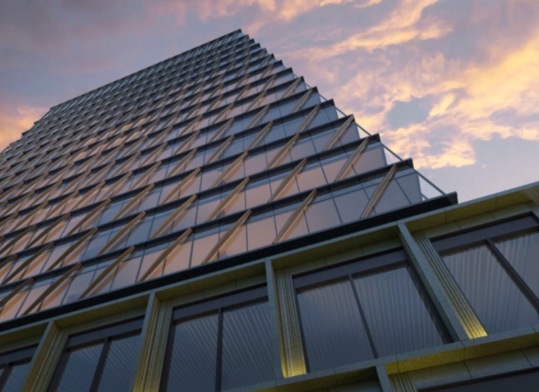 Boston Construction News: First Look at Amazon's Newest Building in Boston's Seaport
